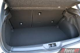 nissan micra trunk space 2017 renault megane hatch boot space forcegt com