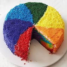 creative cake decorating ideas pinwheel cake and rainbow cakes