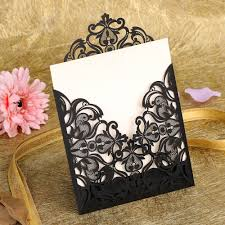Invitation Card Cover Online Buy Wholesale Invitations Business Cards From China