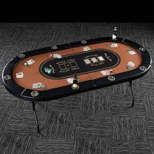 10 player poker table barrington 10 player poker table no assembly required walmart com