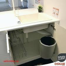 poubelle pour meuble de cuisine evier cuisine encastrable poubelle cuisine encastrable sous evier