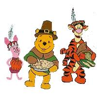 pooh thanksgiving clip 101 clip
