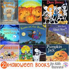 Halloween Books For Kindergarten To Make by Halloween Books For Little Learners Pocket Of Preschool