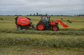 kubota introduces new m6 series utility tractor line with deluxe