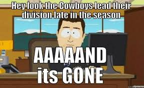 Cowboys Suck Memes - cowboys suck quickmeme