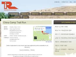 China Camp Trail Map by China Camp Trail Run San Rafael Ca May 13 2017