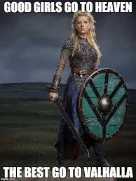 Vikings Memes - image tagged in memes vikings valhalla imgflip