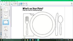 happy thanksgiving smartboard activity by sophisticated