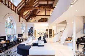 amazing interiors church converted into luxury apartment with amazing interiors