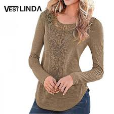 casual wear for women vestlinda ethnic boho blouse crochet shirt sleeve tops casual