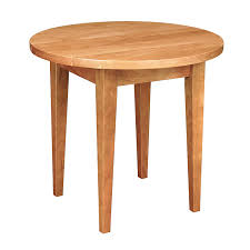 shaker end table plans stylish classic shaker round end table vermont made solid wood wood