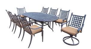 Aluminum Patio Dining Set - patio dining sets