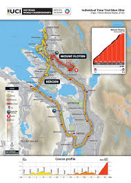 Norway On World Map by Controversy Surrounds Bike Changes During Men U0027s Time Trial World