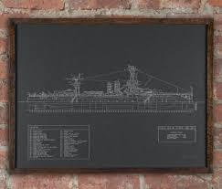 you need hindenburg blueprints on your bedroom wall