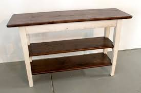 Farmhouse Side Table Farmhouse Console Table Palquest