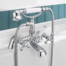 stafford traditional classic bathroom bath shower mixer tap