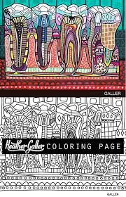 vintage dental anatomy coloring book coloring page and coloring