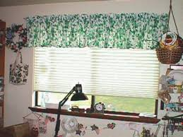 How To Sew Valance Simple Curtain Valance