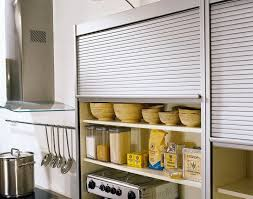 roll up kitchen cabinet doors magnificent roll up kitchen cabinet doors metal tambour for cabinets
