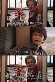 Harry Potter Trolley Meme - anything from the trolley harrypotter