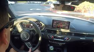 my audi friday afternoon drive in my 2017 audi a4