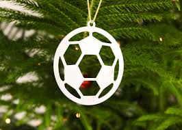 soccer ornaments to personalize chandelier b amazing soccer ornaments hallmark
