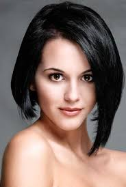 uneven bob for thick hair the best hairstyles for short thick hair hair world magazine