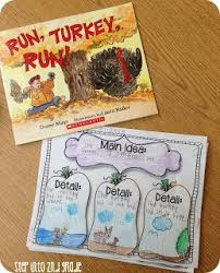 lesson plan ideas run turkey run thanksgiving themed