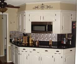 kitchen tin backsplash kitchen tin backsplash for kitchen home design and decor pic tin
