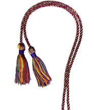 graduation cords cheap rainbow honor cord