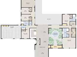 one story floor plans with two master suites smartly bedroom bath house plans within houseplans cheery two