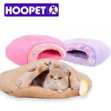 hamburger dog bed hoopet hot sale 1pc pet products warm soft cat house pet sleeping