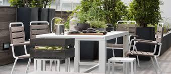 tavolino da terrazzo da giardino per esterno di design unopi