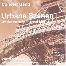 tonträger concert band der universität hohenheim