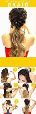 step to step hairstyles for medium hairs best 25 easy lazy hairstyles ideas on pinterest lazy hair long