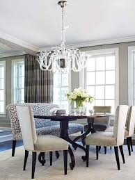 Dining Room Bench Seat Impressive Dining Room Upholstered Bench Seating Decor Ideas In
