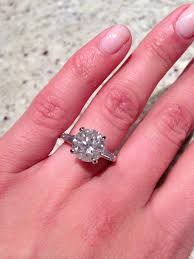 harry winston engagement ring designed after harry winston classic winston round brilliant cut