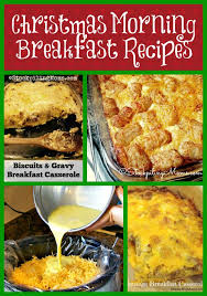 christmas breakfast brunch recipes christmas morning breakfast recipes