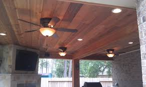 Covered Patio Lighting Ideas Lighting Options And Ideas Lone Patio Builders In Houston Tx