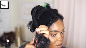 detangling marley hair video natural curly hairstyles with mini marley style it on