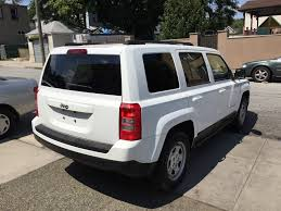 suv jeep 2013 used 2013 jeep patriot sport suv 6 690 00