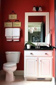 dark red bathroom accessories set best decor ideas on restroom