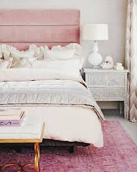 All Pink Bedroom - think pink it u0027s all grown up this peaceful home
