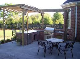 outdoor kitchen ideas on a budget racetotop com