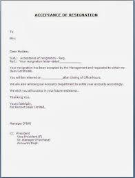 resignation acceptance letter 5 gmail re resignation