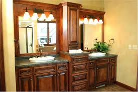 custom bathrooms designs great pretty custom wood bathroom vanities awesome custom bathroom