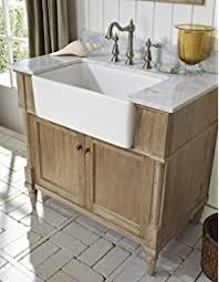 Fairmont Vanity Cabinets Fairmont Designs 142 V30 Rustic Chic 30 Inch Vanity In Weathered