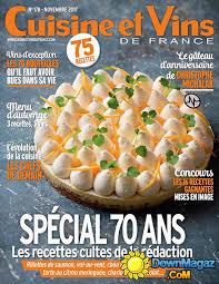 cuisine vin cuisine et vins de novembre 2017 no 178 pdf