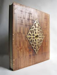 wooden photo album photo album big book wedding album wood covers by lacuna work on