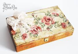 Decoupage Box Ideas - decoupage box ideas home safe